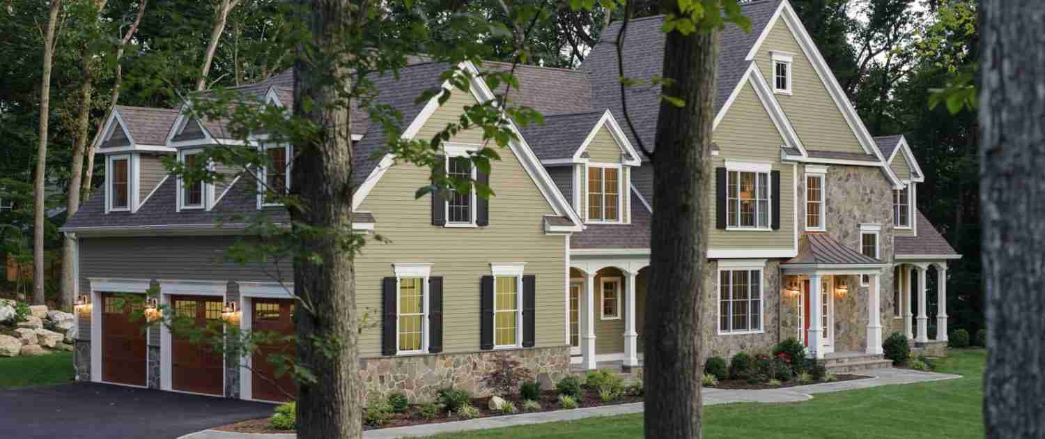 Custom home builders connecticut advantage contracting for Builders in connecticut