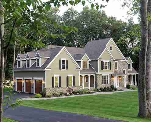 high performance homes in connecticut